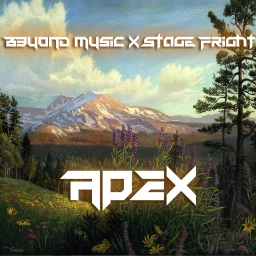 Cover of track Apex by Chromacore