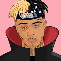 Cover of track XXXTENTACION Type Beat - AK On Me by AJGotBeats