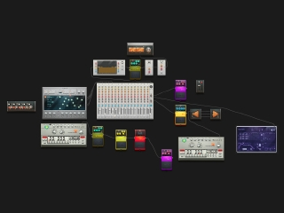 Cover of track Signal Flow & Mixer Settings (1.4 AACPS) by madstar