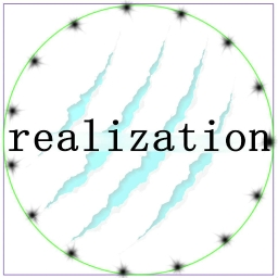 Cover of track Realization by ShatteredHeartz