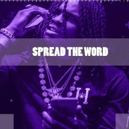 "Cover of track Chief Keef x Young Chop x Dae Dot ""Spread The Word"" Type Beat by Baby808"
