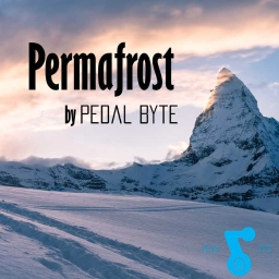 Cover of track Permafrost by Zomile1