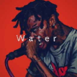 Cover of track Water- Migos Type Beat by Dark Moon