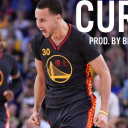 "Cover of track ""Curry"" Prod. by BrazyyPolo by jailbirdies"