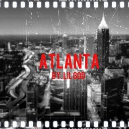 Cover of track Atlanta by MAXU$ (never coming back)