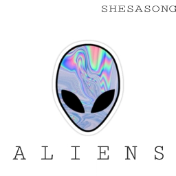 Cover of track A L I E N S by shesasong