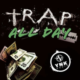 Cover of track Trapin all day by Honcho_Beatzz