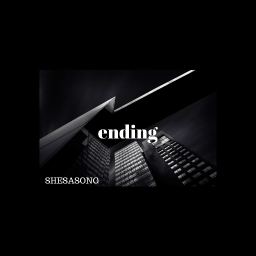 Cover of track ending by shesasong