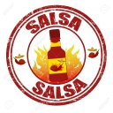 Cover of track Salsa Market by TurboFrysk