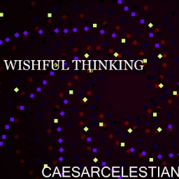 Cover of track Wishful Thinking by ɔʗ