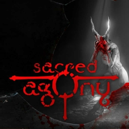 Cover of track Sacred Agony by Lukey Da Clown