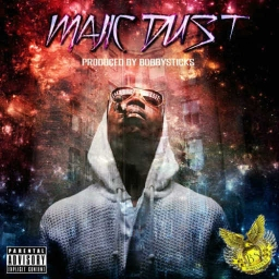 Cover of track MAJIC DUST by Bobbysticks