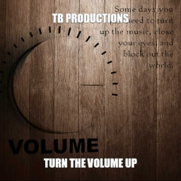 Cover of track Just Turn The Volume UP by TB Productions