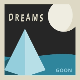 Cover of track Dreams by Goon