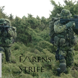 Cover of track Strife by Farens