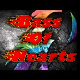 Cover of track Bass Of Hearts by K1nG3dw4Rdth3rd