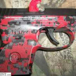 Cover of track Red.Ruger by Illegal