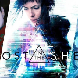 Cover of track Ghost in the shell by shilo