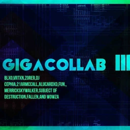 Cover of track Gigacollab III by CΣPHIA (Old Account)