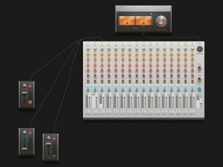 Cover of track L.M.O by KING