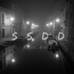 Cover of track SSDD by Big_J_Production