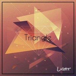 Cover of track Triangle by Litonix
