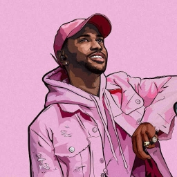 Cover of track Xannyful | Big Sean x Travis Scott Type Beat | AJGotBeats by AJTheBeatMaker