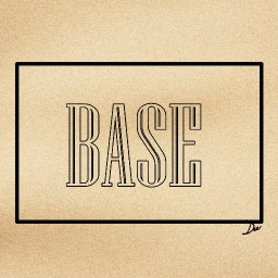 Cover of track My BASE by Dee