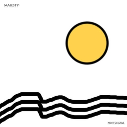 Cover of track Majesty by Young Tree