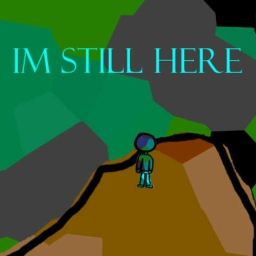 Cover of track Im still here by QOSMO