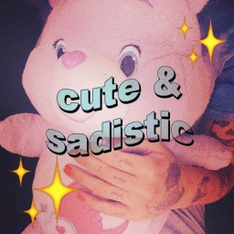 Cover of track Cute & Sadistic by Anxada