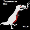 Cover of track Trapasaurus Rex by quixotic