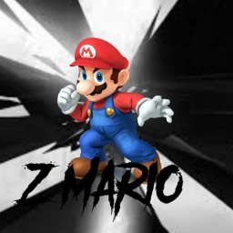 Cover of track zMario- Stitch by ★YBI BR0KΞ