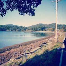 Cover of track Orcas Island by Anxada