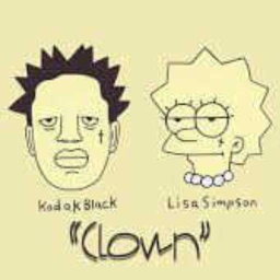 Cover of track CLOWN$ by Shon Makes Beat$ ™