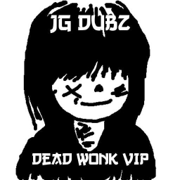 Cover of track DEAD WONK (SECRET VIP) by jg