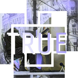 Cover of track True by I X I T O Z