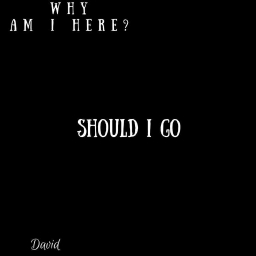 Cover of track Should I Go by KxngDay