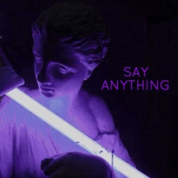 Cover of track SAY ANYTHING(pROToTYPe1) by prototype1