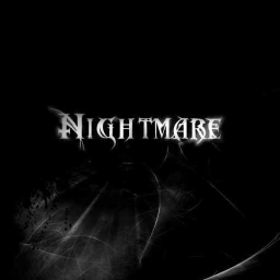 Cover of track NIGHTMARE(Yung.quan803) by yungquan803