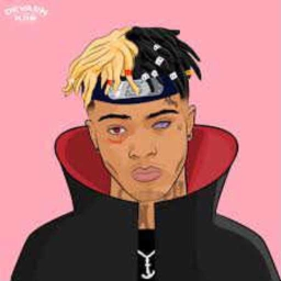 "Cover of track XXXTENTACION Look At Me Type Beat ""That Black Boy Cash"" Prod. YOUNG_METRO_JR by DemonKidd  赤鬼王"