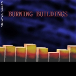 Cover of track Burning Buildings by ɔʗ