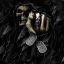 Cover of track Death's Coming 4 U!!! by Xtreme G.B.M Covers