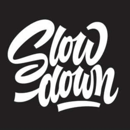 Cover of track slow down third rap cover by DJ Kfir