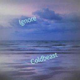 Cover of track ignore by ColdBeast