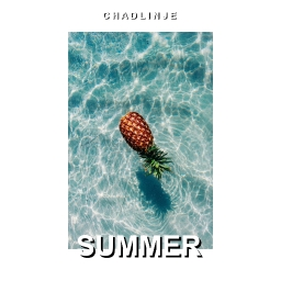 Cover of album S U M M E R by chadlinje