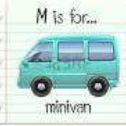 Cover of track M is for Minivan by KXng SlXsher
