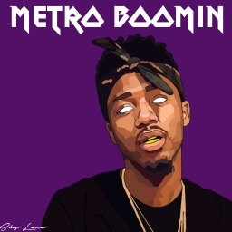 Cover of track Metro Boomin Type Beat by Makaroni