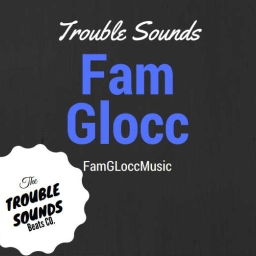 Cover of track money bag by Trouble Sounds (FG)
