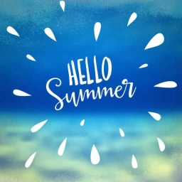 Cover of track Hello Summer Background music-XSlide by XSlide
